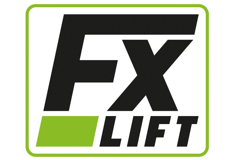 Flaig FX_Logo hijstechniek door ELCEE