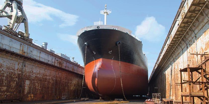 Maritime industrie