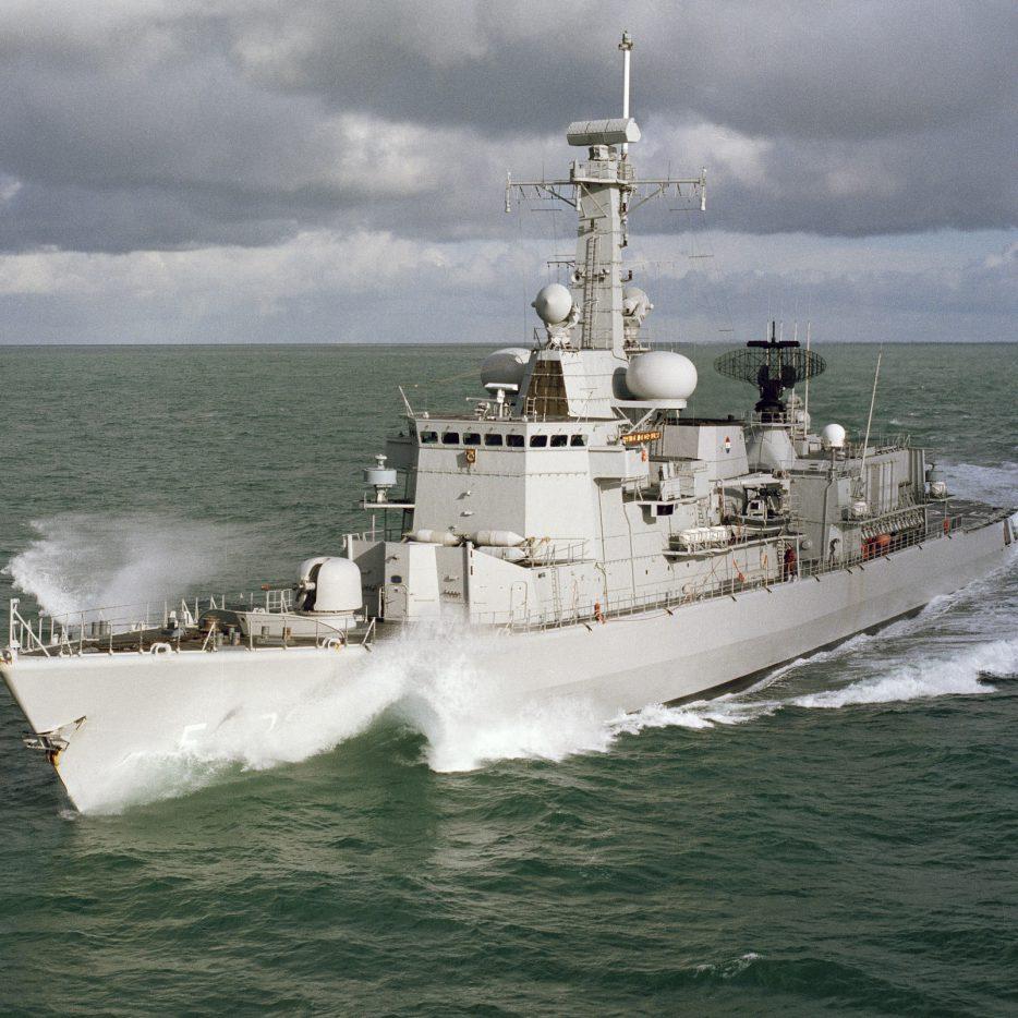 Maritime industry navy