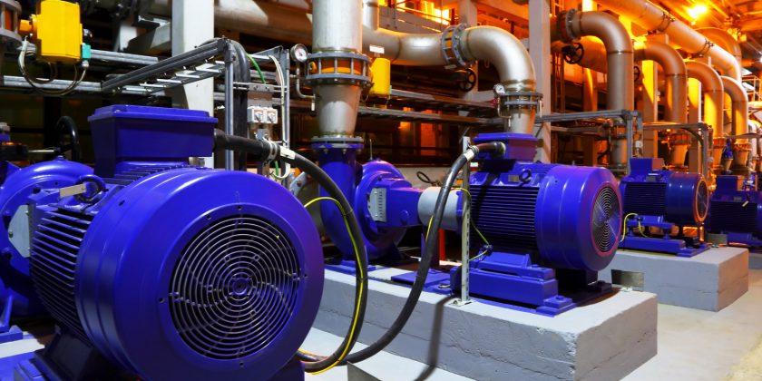 Voorbeeld van componenten uit de apparatenbouw door ELCEE