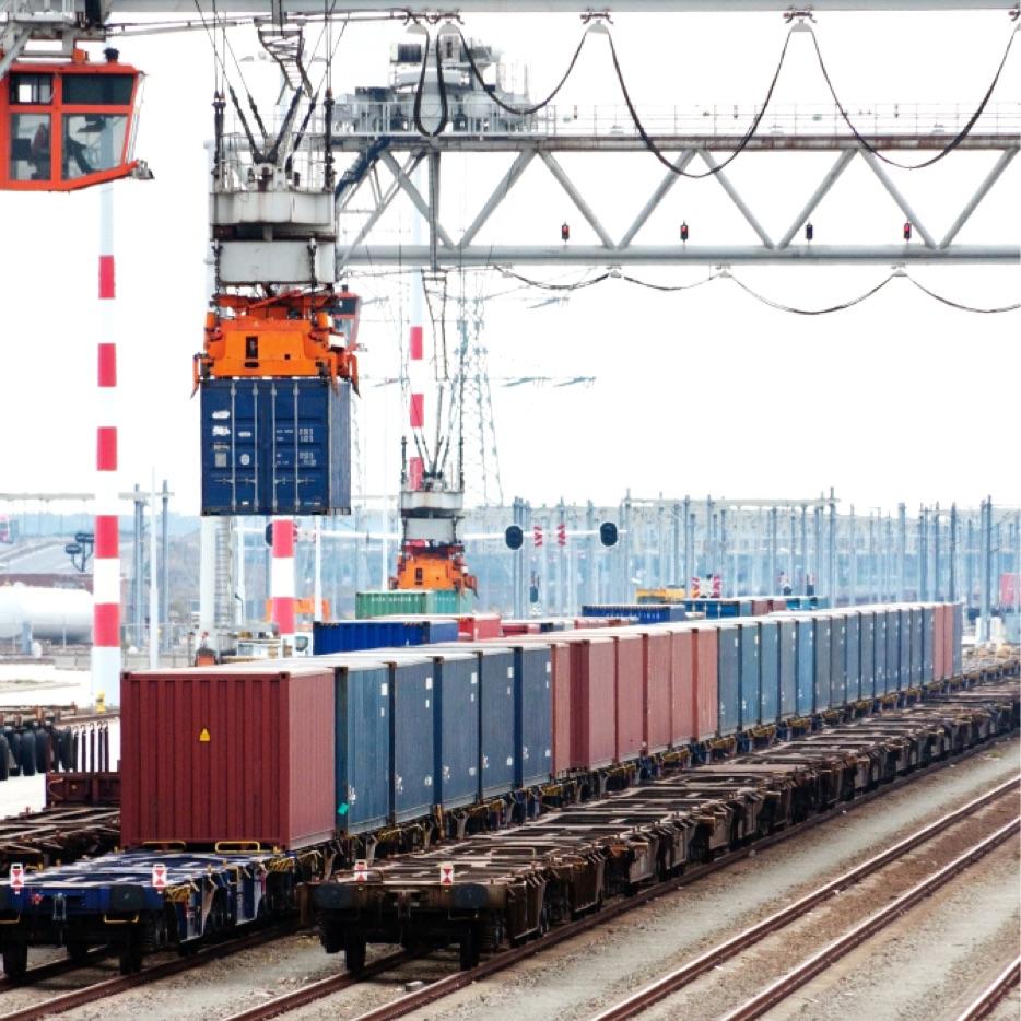 Productvoorbeelden van ELCEE uit de transportindustrie