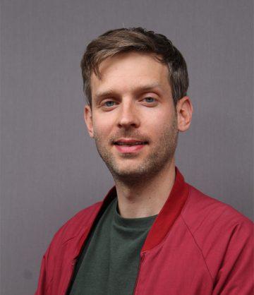 Vincent van Erp medewerker ELCEE
