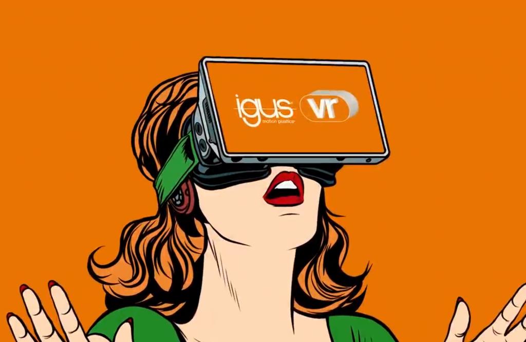 VR bril image