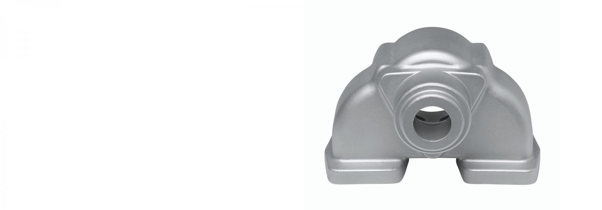 Product door het gebruik van het gietproces shell moulding