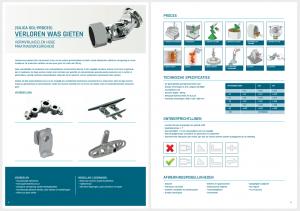 ELCEE uitsnede brochure geengineerde componenten