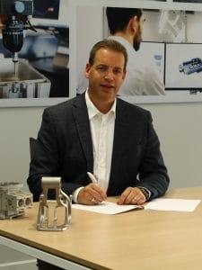 Marco Barendse landendirecteur ELCEE Nederland